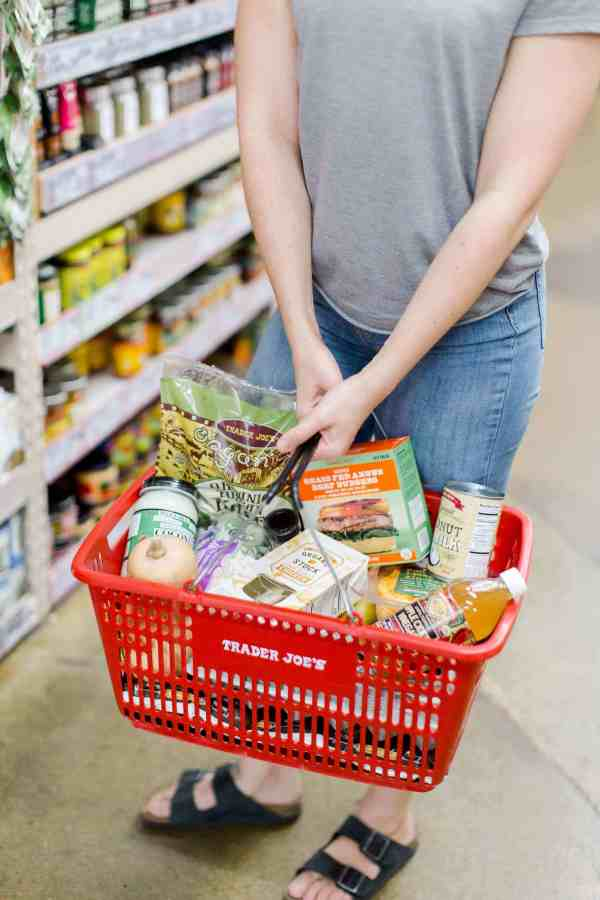 Whole30 Diet Meal Plan and Shopping List