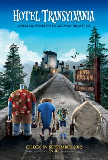 Hotel Transylvania Poster And Teaser Movie