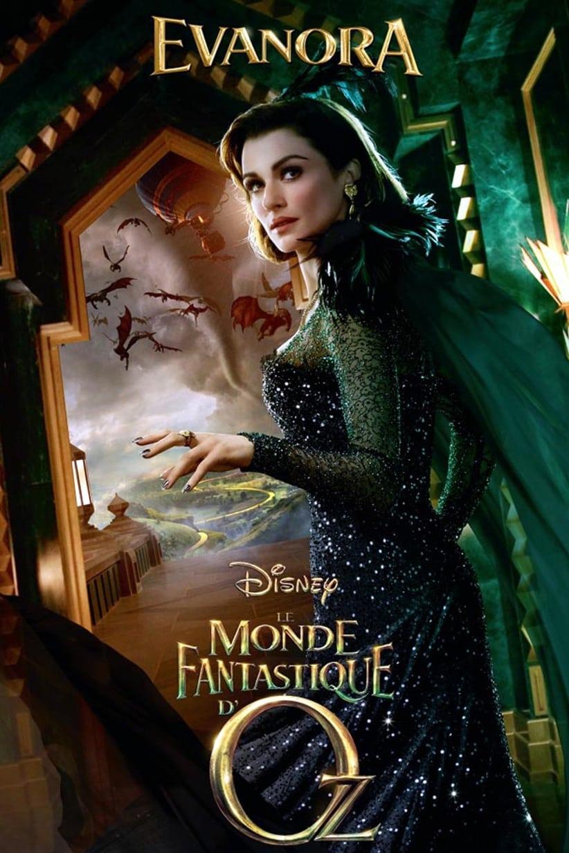 Le Monde Fantastique D'oz 2 : monde, fantastique, Monde, Fantastique, (2013), Affiches, Movie, Database, (TMDb)
