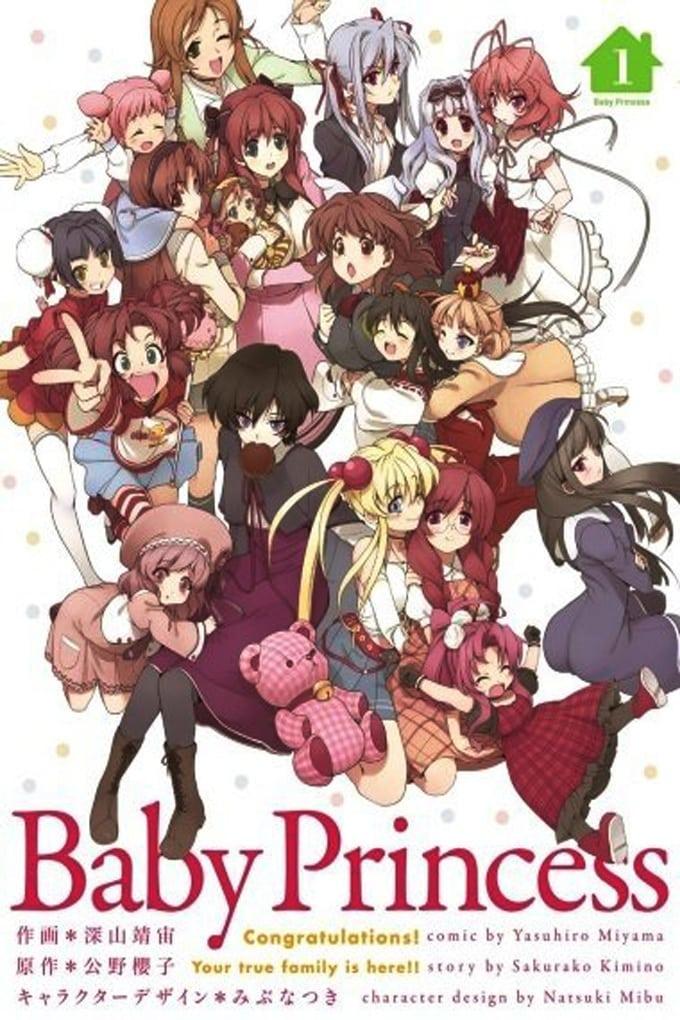 Baby Princess 3d : princess, Princess, Paradise, (2011), Posters, Movie, Database, (TMDb)