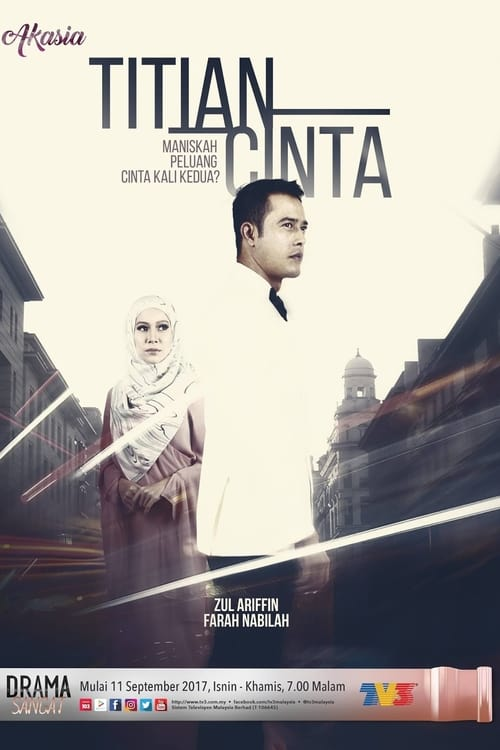 Drama Titian Cinta : drama, titian, cinta, Titian, Cinta, Series, 2017-2017), Movie, Database, (TMDb)