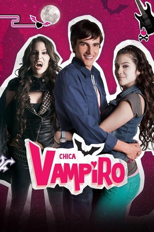 Chica Vampiro : chica, vampiro, Chica, Vampiro, Series, 2013-2013), Movie, Database, (TMDb)