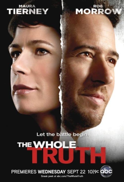 The Whole Truth (film) : whole, truth, (film), Whole, Truth, Series, 2010-2010), Movie, Database, (TMDb)