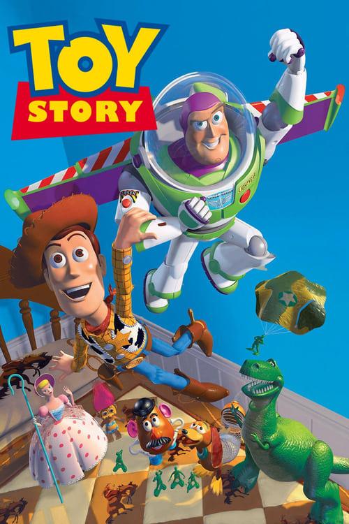 Toy Story 4 Vf Streaming : story, streaming, Story, (1995), Movie, Database, (TMDb)