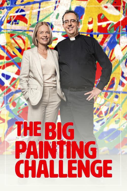 The Big Painting Challenge : painting, challenge, Painting, Challenge, Series, 2017-, Movie, Database, (TMDb)