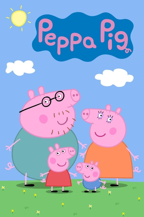 Peppa Pig Cast : peppa, Peppa, Series, 2004-, Movie, Database, (TMDb)