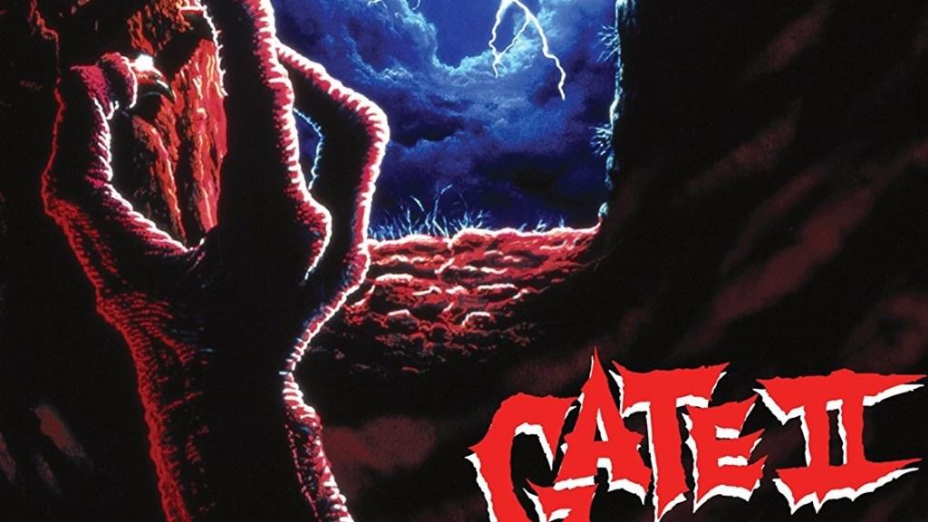 Scream Factory's Gate II