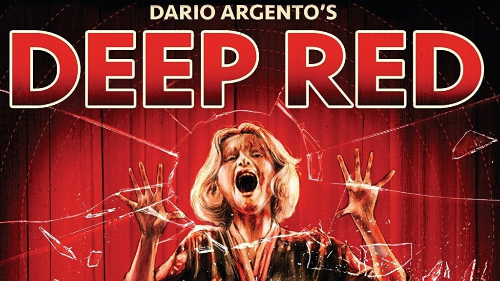 Arrow Video's Deep Red