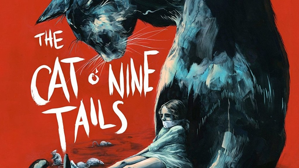 Arrow Video's The Cat o Nine Tails