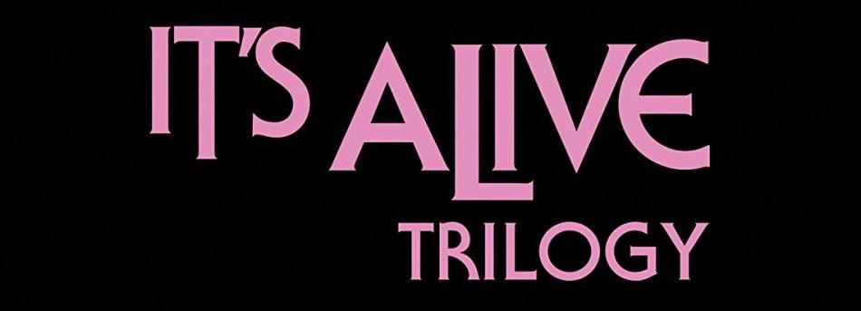Scream Factory's It's Alive Trilogy Box Set