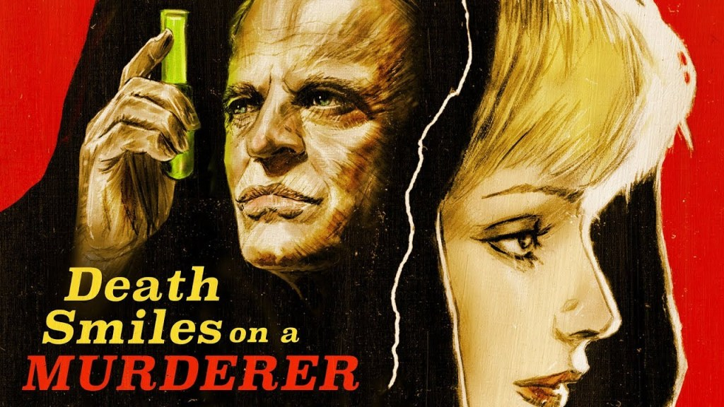 Arrow Video's Death Smiles on a Murder