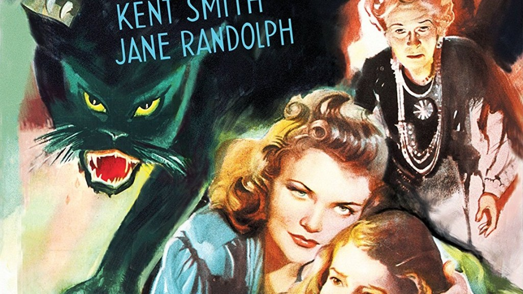 Scream Factory's The Curse of the Cat People