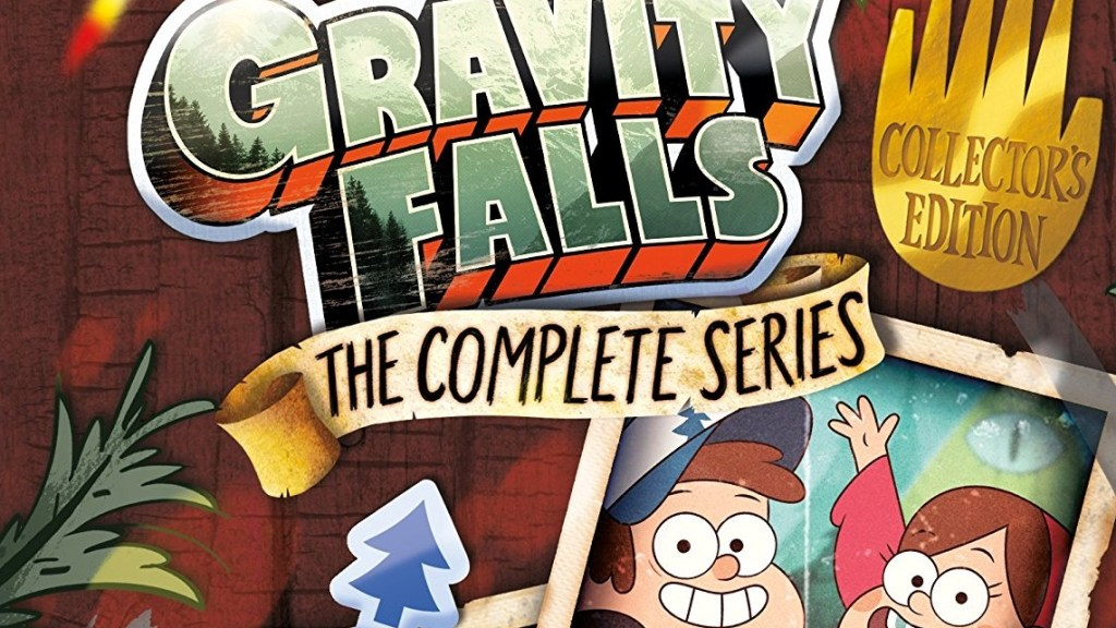 Shout Factory's Gravity Falls Collector's Edition