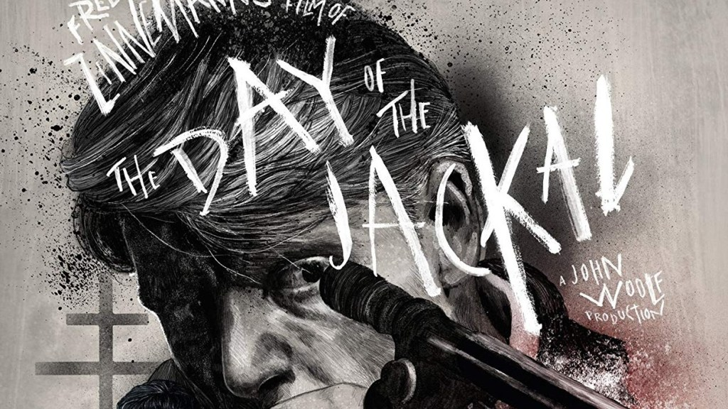 Arrow Video's The Day of the Jackal