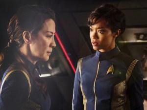 Kobayashi Marie Star Trek Discovery 1