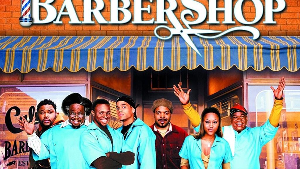 MVD Classics' Barbershop
