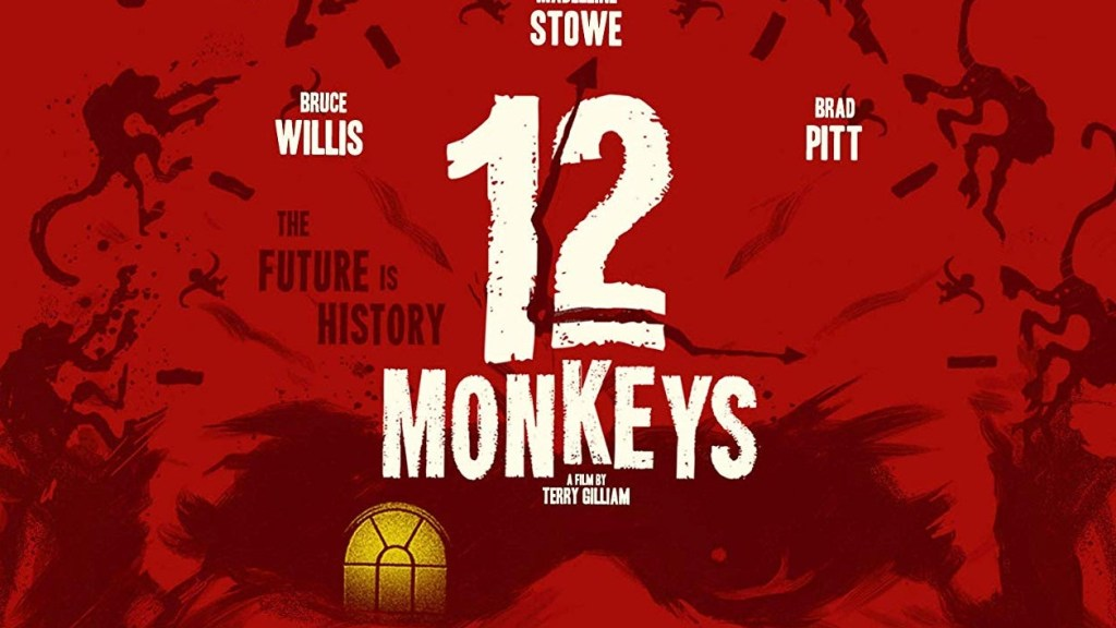 Arrow Video's 12 Monkeys