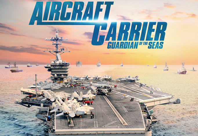 Shout Factory Aircraft Carrier Guardians of the Seas