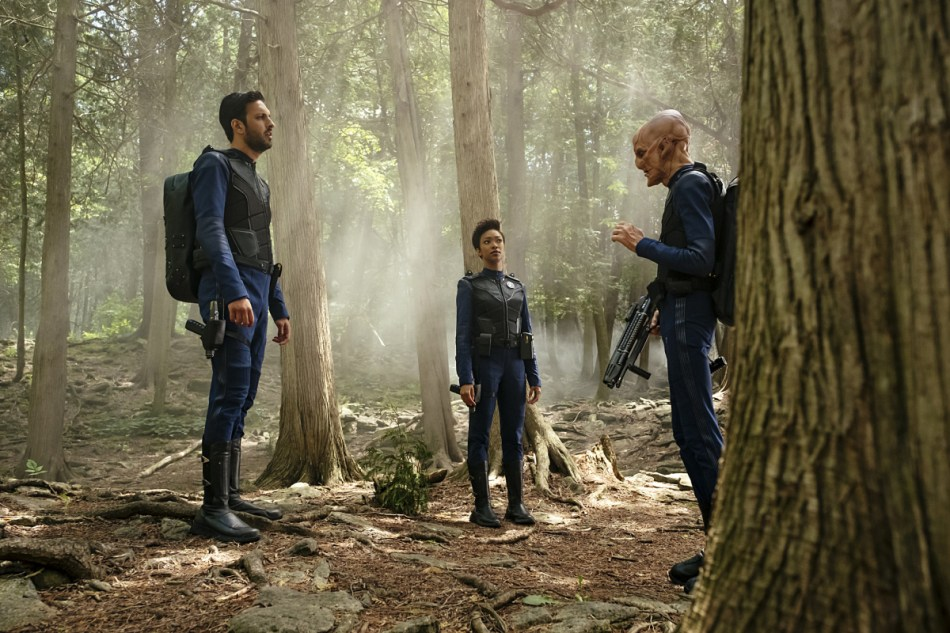Kobayashi Marie #7: Star Trek Discovery Ep  8 – The Movie Isle