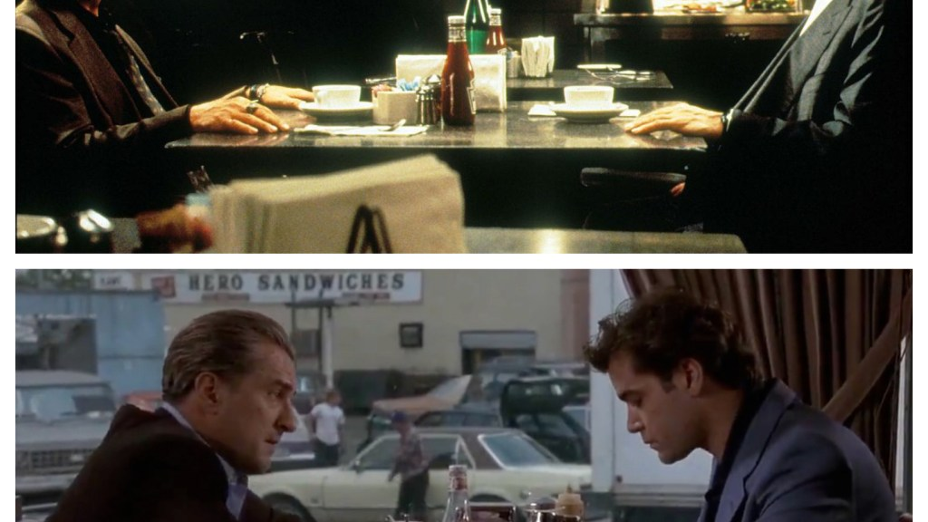 Goodfellas vs Heat