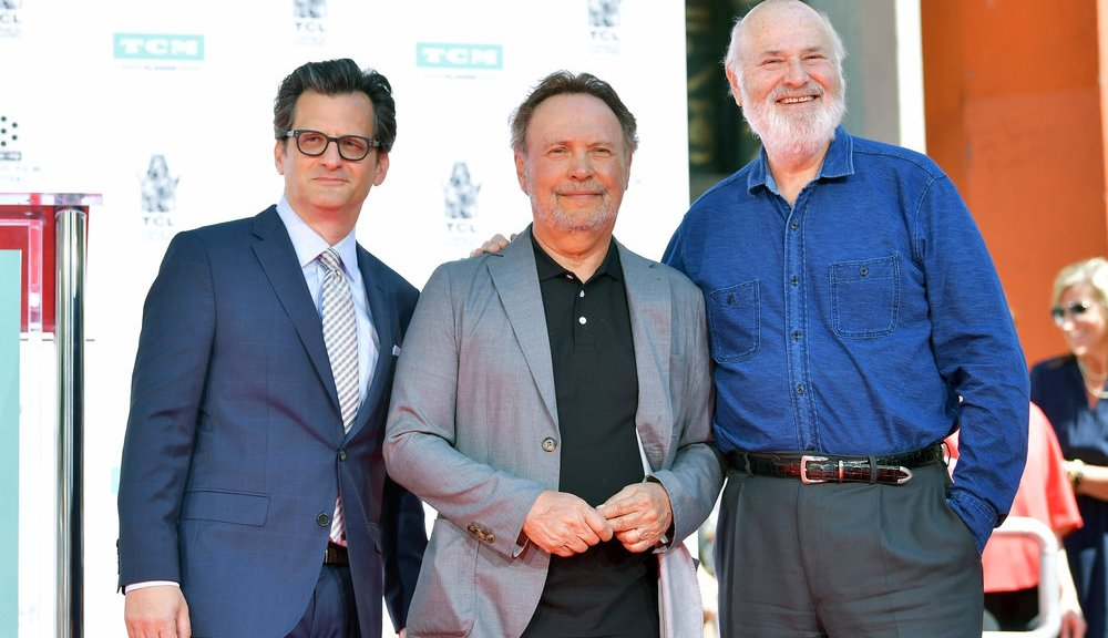 2019 10th Annual TCM Classic Film Festival - Hand and Footprint Ceremony: Billy Crystal