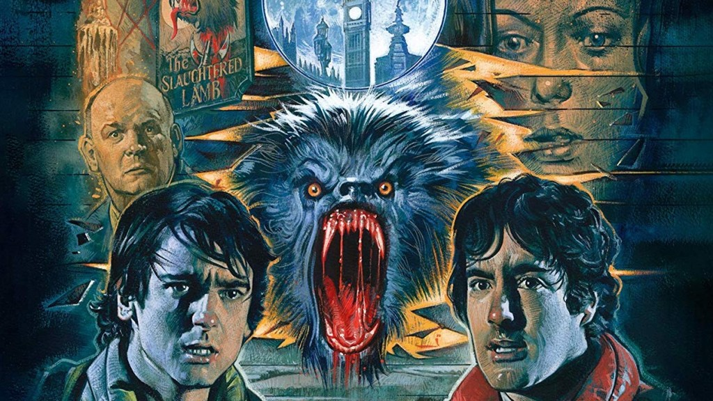 Arrow Video An American Werewolf in London