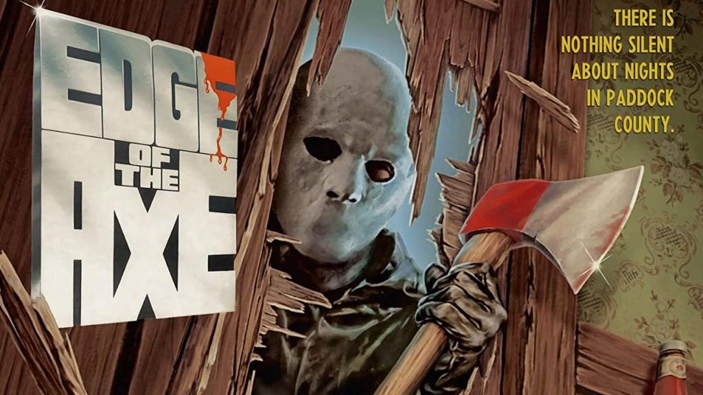 Edge of the Axe - Arrow Video