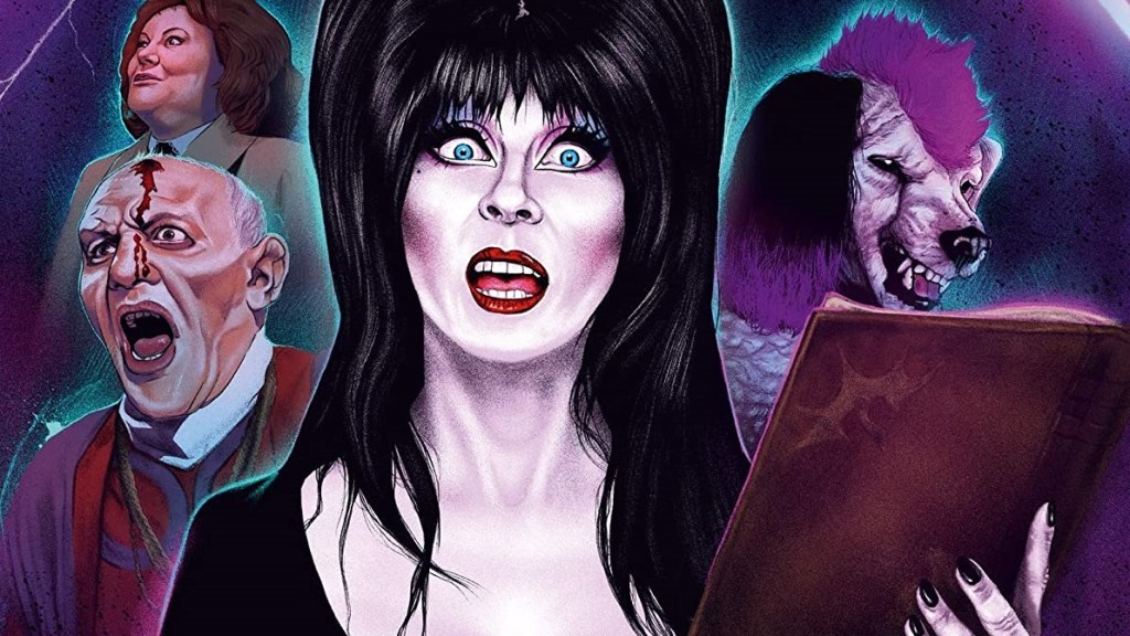 Arrow Video Elvira Mistress of the Dark