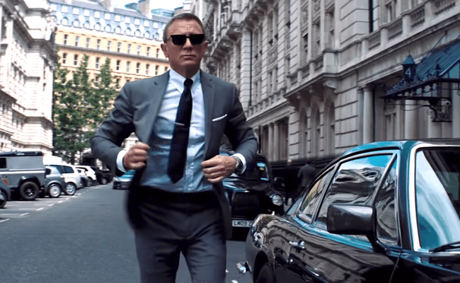 No Time To Die 2020 New Trailer From Daniel Craig Ana