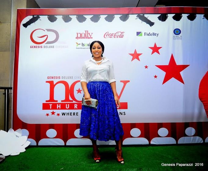 Rita on the Nolly carpet
