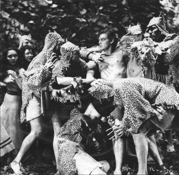 Tarzan Thursday And Leopard Woman 1946
