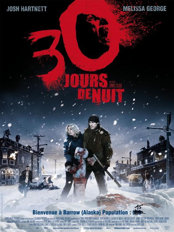 30 Jours De Nuit 3 : jours, NIGHT, (2007), Movie, Spoiler