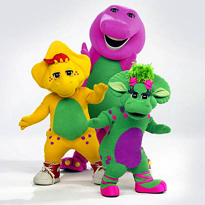 Barney And Friends Theme Song  Movie Theme Songs & Tv