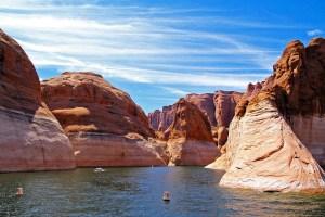 Lake in Arizona
