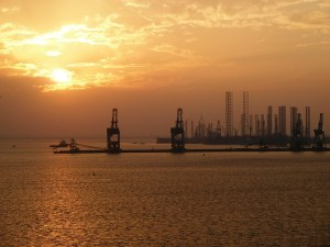 The horizon in the Kingdom of Bahrain you will have a chance to see after moving to Bahrain.