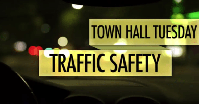 Town Hall Tuesday Traffic Safety
