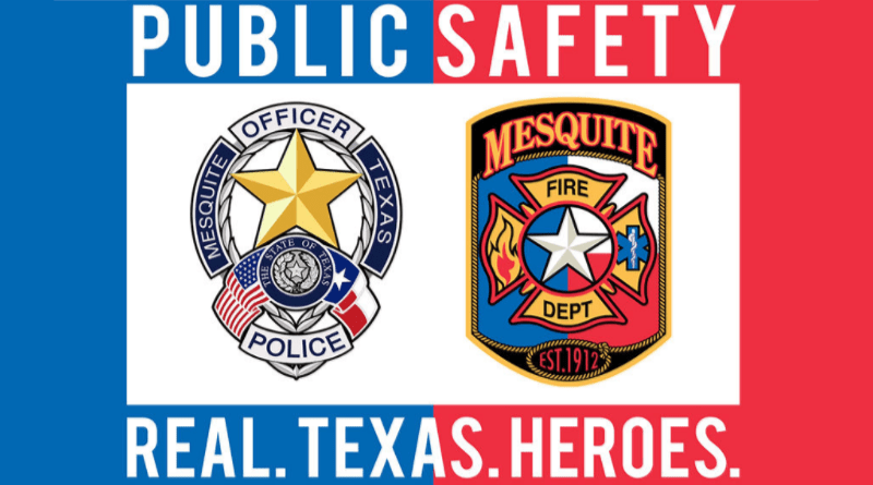 Real Texas Heroes Logo