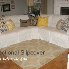 3pc Slipcovers Set Couch Sofa Loveseat Chair Covers Large Light Grey Throw 12 Best Ideas Of 3 Piece Sectional