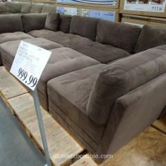 Harper Fabric 6 Piece Modular Sectional Sofa Leather Company Frisco Texas 12 Ideas Of