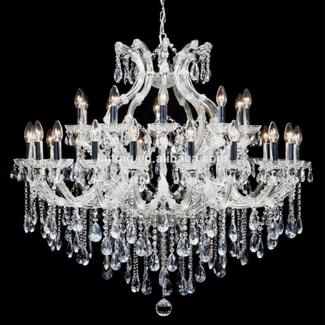 Antique Egyptian Crystal Chandelier Lighting Table Top Intended For 1