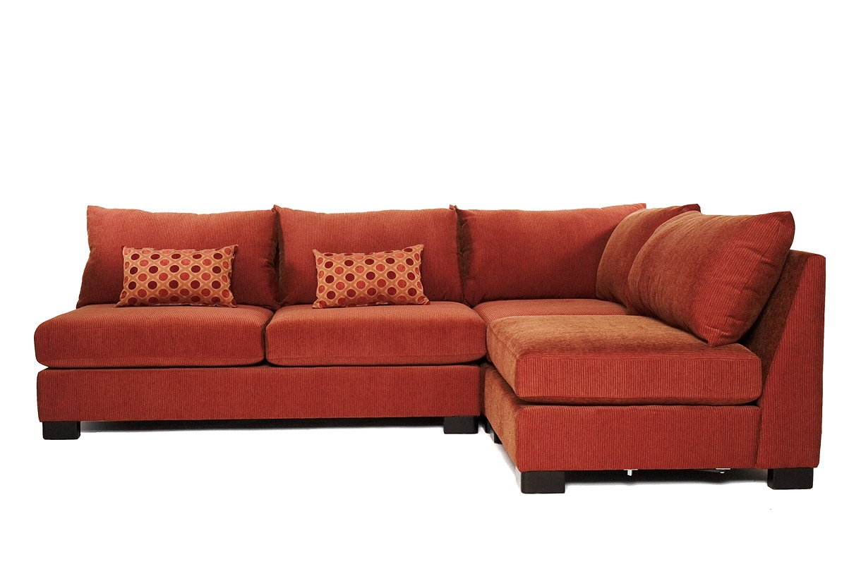 12 Ideas of Apartment Size Sofas and Sectionals