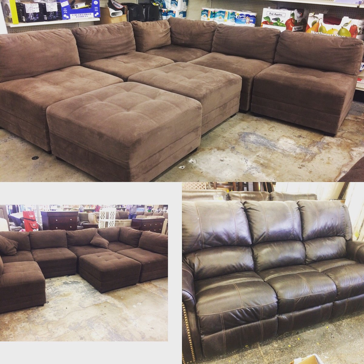 Viewing Photos Of Berkline Sectional Sofa Showing 9 12