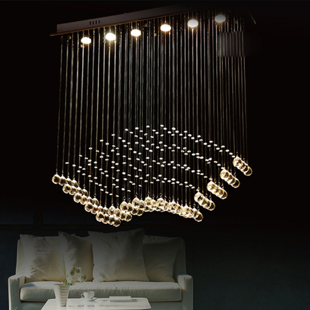 12 Best Ideas of Modern Large Chandeliers