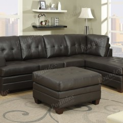 Dark Brown Sofa Design Double Reclining Slipcover 12 Photo Of Diana Leather Sectional Set
