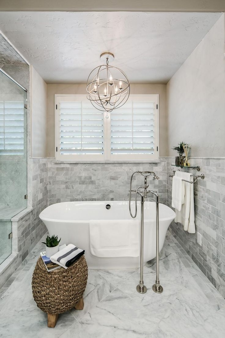 12 Ideas Of Bathroom Chandeliers