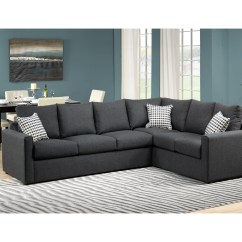 Cheap Leather Sofa Sets Toronto Discount Rv Beds 12 Photo Of Diana Dark Brown Sectional Set