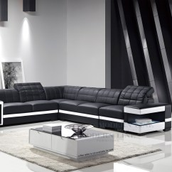 Black Sofa White Furniture Cloud Magnets 12 Ideas Of And Sectional