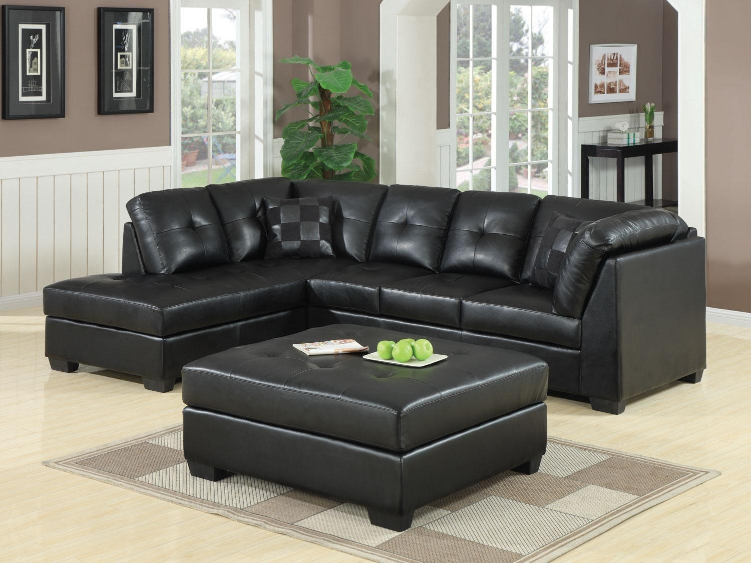 3 sided sectional sofa large convertible into a bed 9 letters 12 ideas of contemporary black leather left