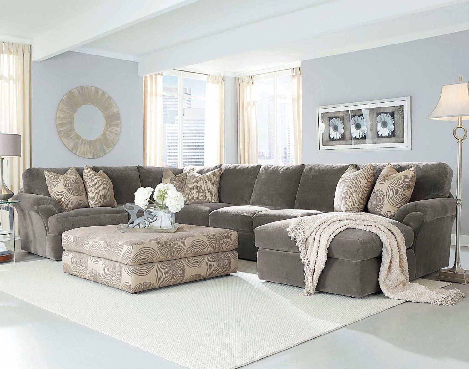 We earn a commission for products purchased through some links in this article. 12 Collection of Bradley Sectional Sofa