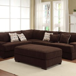 Best Sectional Sofa Under 1000 Long Sofas Leather 12 Photo Of Chocolate Brown